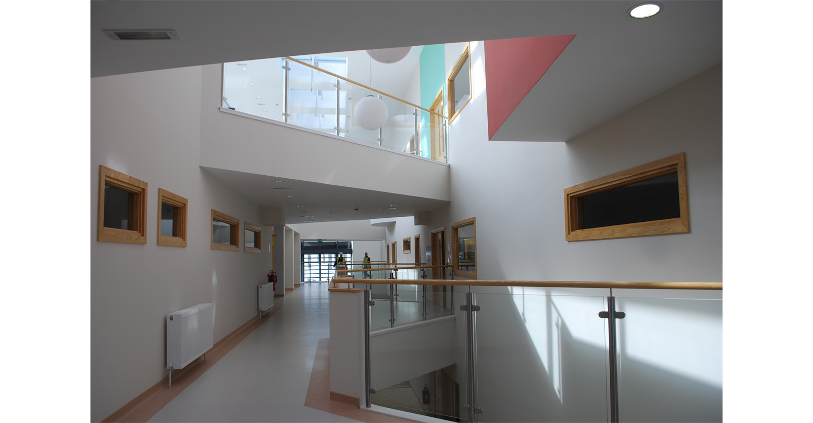 Wicklow PCC by Paul Byrne Architects